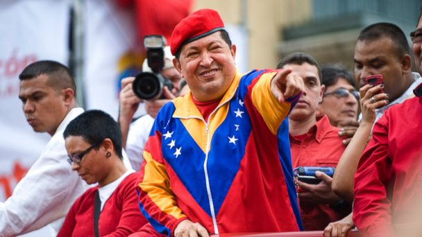 GTY hugo chavez mar 140225 16x9 608 Whos Who in the Fight for Venezuela