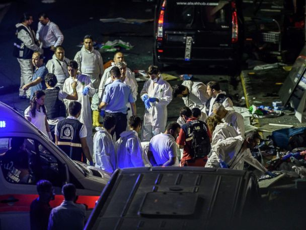 17 More Arrested in Connection With Istanbul Airport Attack
