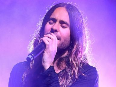 Jared Leto Leads 'Rock Star Diplomacy' in Ukraine