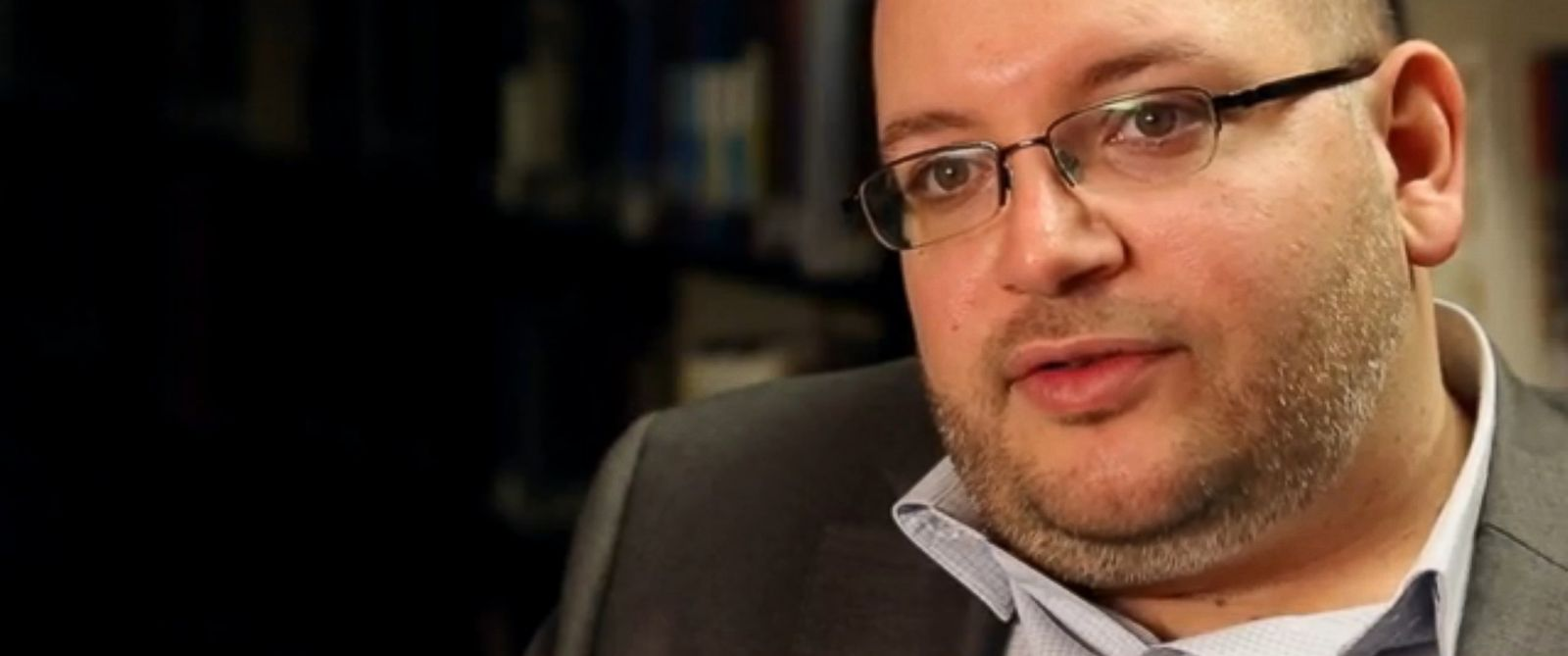 PHOTO: This file photo shows Jason Rezaian at The Washington Post, Nov. 6, 2013 in Washington.