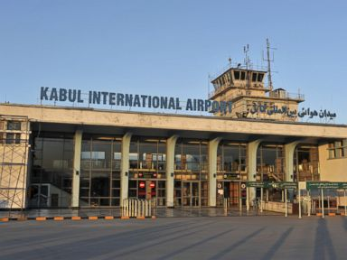 PHOTO: Kabul International Airport is shown in this undated file photo.