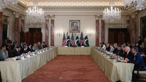 GTY kerry iran talks jtm 140127 16x9 608 Pakistan and US Back at the Table: Why It Matters