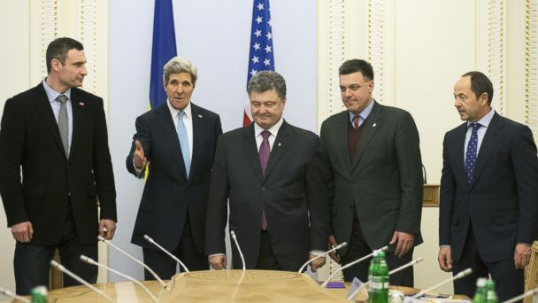 GTY kerry ukraine leaders jtm 140304 16x9 608 Why Is the US Sending $1 Billion to Ukraine?