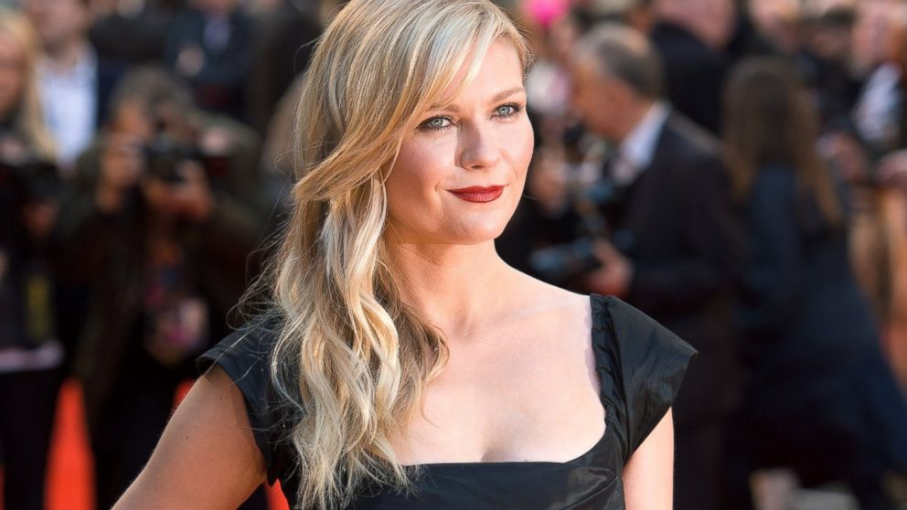 "PHOTO: Kirsten Dunst attends the UK Premiere of ""The Two Faces Of January"" at The Curzon Mayfair, May 13, 2014, in London."