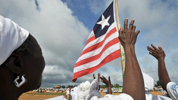GTY liberia flag jtm 140808 16x9 608 Poor Ebola Weary Liberia Has Rich History: 5 Fascinating Facts