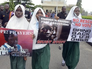 FBI Poised to Help Rescue Kidnapped Nigerian Girls