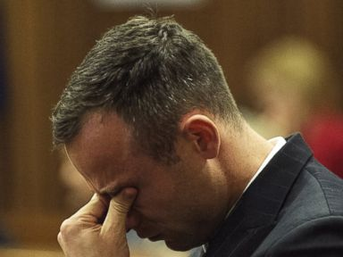 Pistorius Denies His Emotions Were Coached