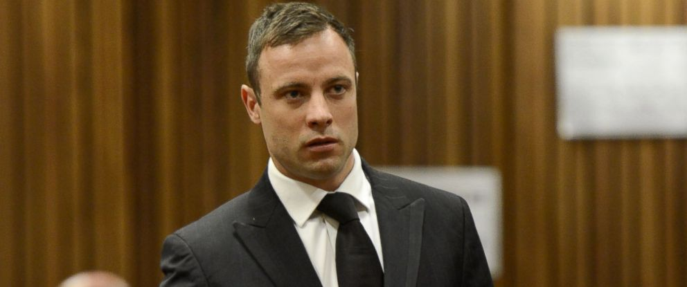 PHOTO: Oscar Pistorius is pictured in court on Oct. 21, 2014, in Pretoria, South Africa.