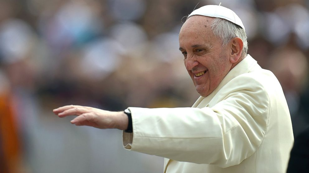 GTY pope francis kab 140305 16x9 992 Instant Index: Pope Francis Stole From a Casket