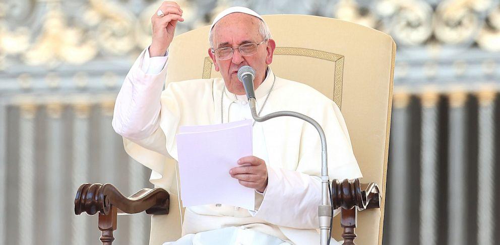 PHOTO: vatican, pope francis