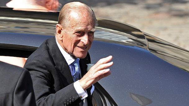 GTY prince phillip ll 130606 16x9 608 Britains Prince Philip Admitted to London Hospital for Surgery