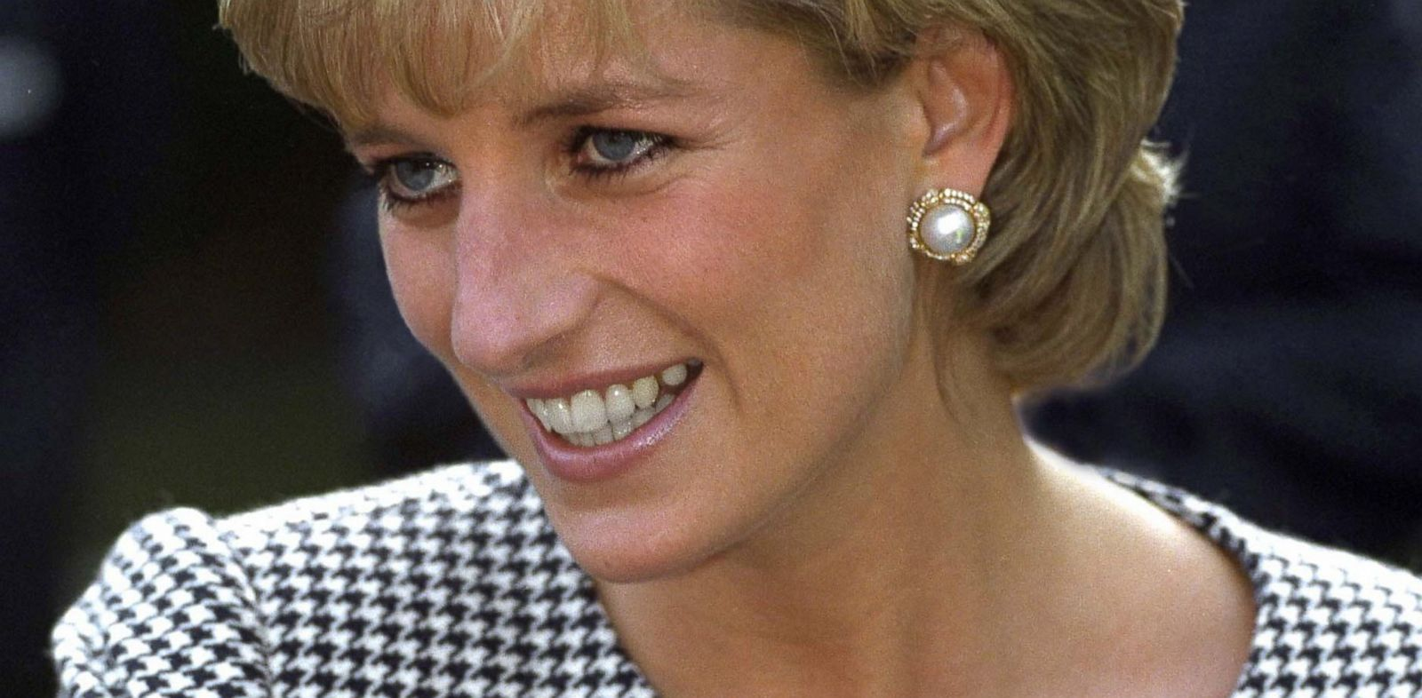 PHOTO: Diana, Princess Of Wales is shown in Birmingham, England, Oct. 31, 1995.
