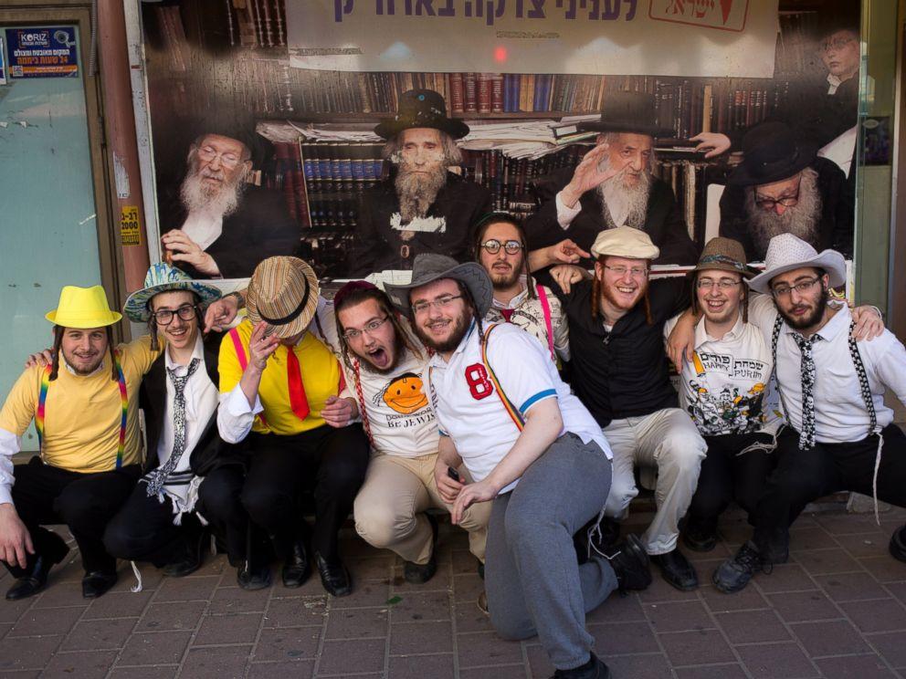 Purim Celebration Today