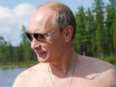 5 Things You Didn't Know About Vladimir Putin's Personal Life