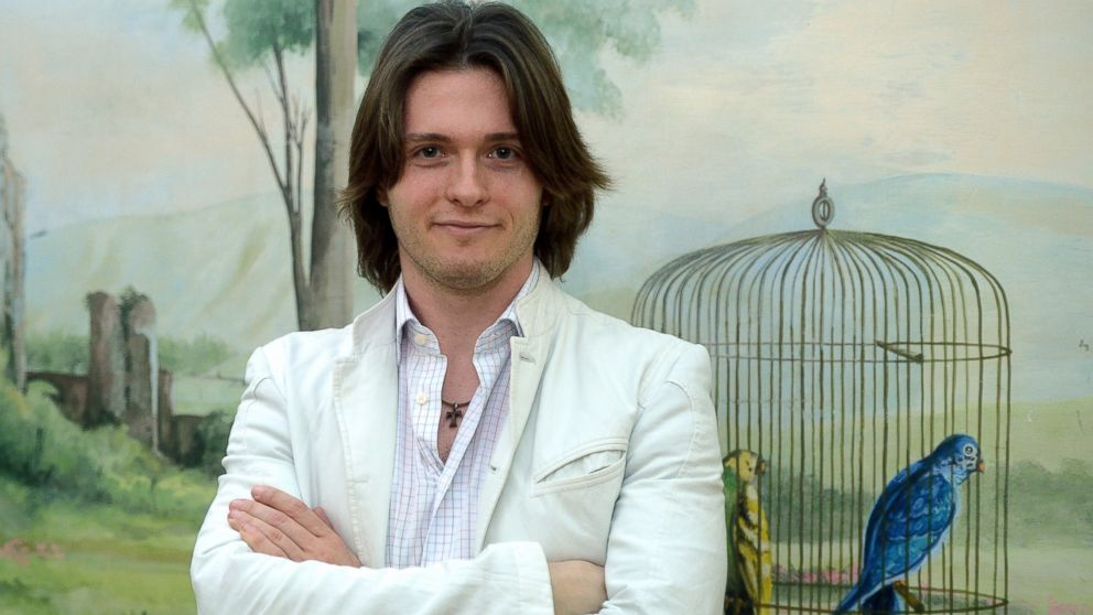 PHOTO: Raffaele Sollecito is pictured on July 1, 2014 in Rome, Italy.
