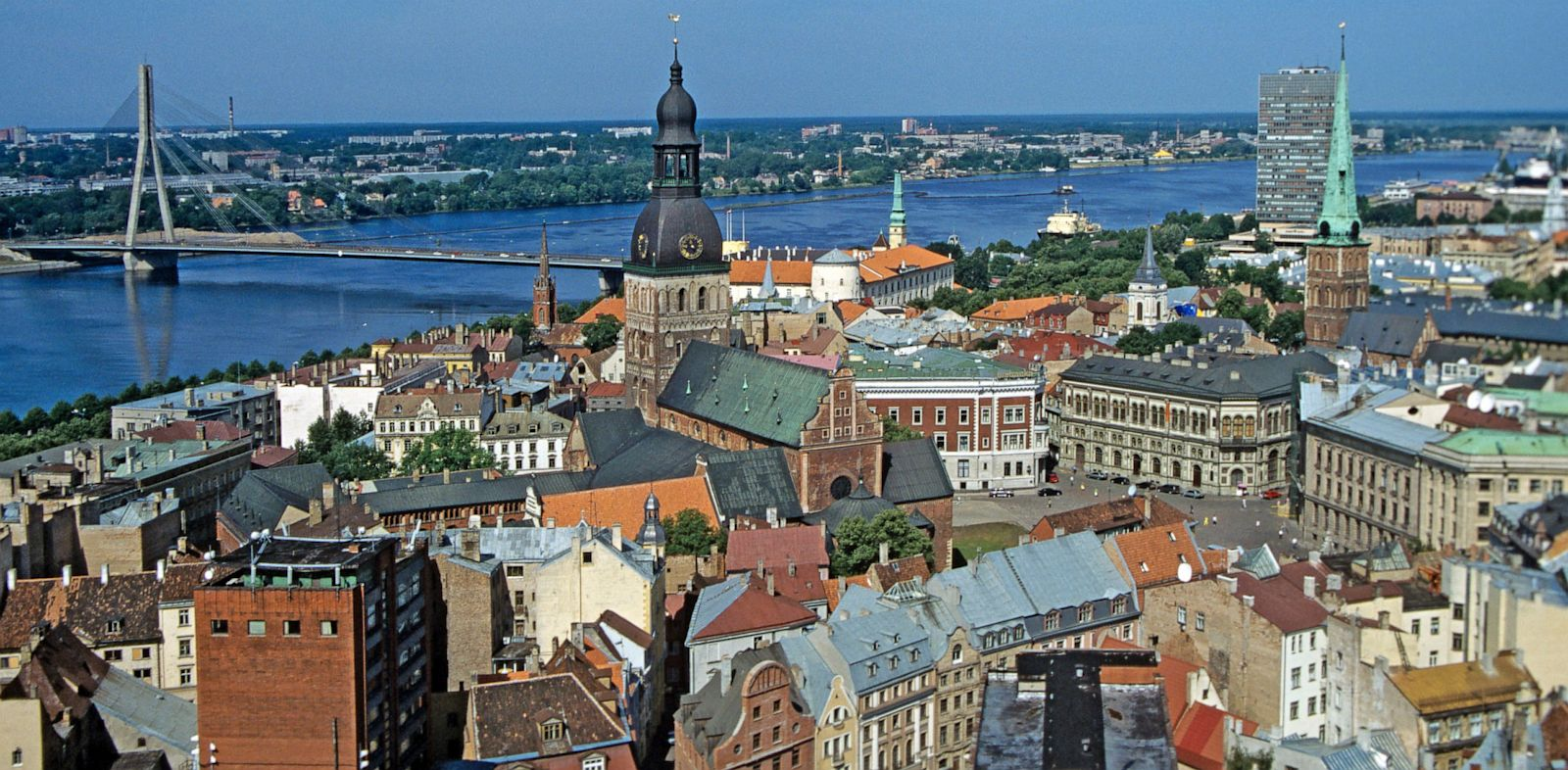 PHOTO: Latvia will become the the Euros areas newest member in January 2014, the same time that new tax laws go into effect allowing the country to compete with the likes of Cyprus and Malta.