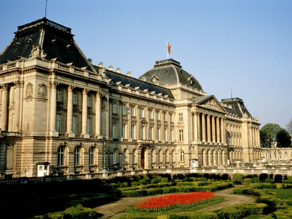 PHOTO: Royal Palace of Brussels