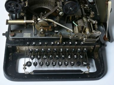 Rare Hitler Code Machine Found on eBay for $15