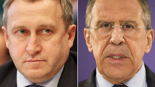 GTY ukraine split mar 140324 16x9 608 Russian and Ukrainian Foreign Ministers Meet for First Time