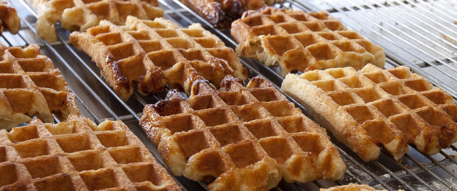 PHOTO: Belgian waffles.