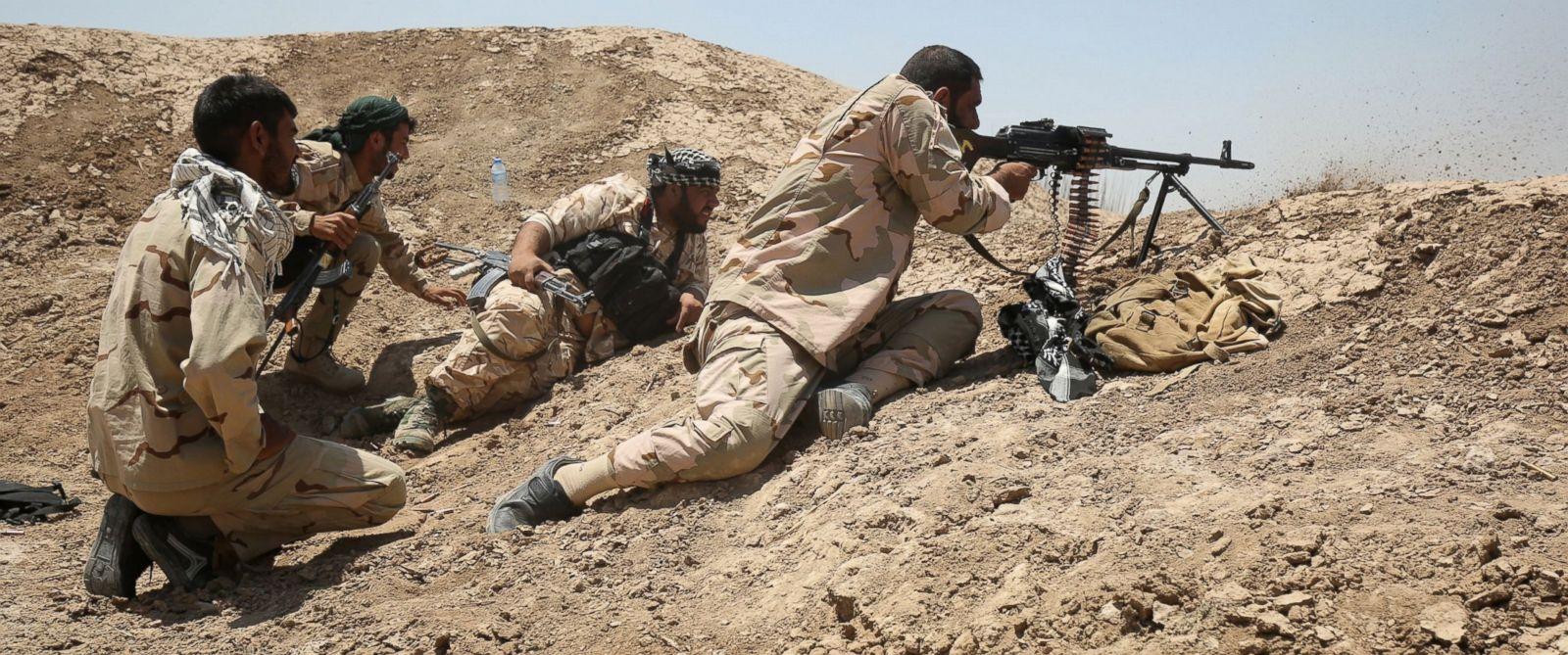 Who Is Maher Al-Bilawi? ISIS Commander In Fallujah Killed In US ...