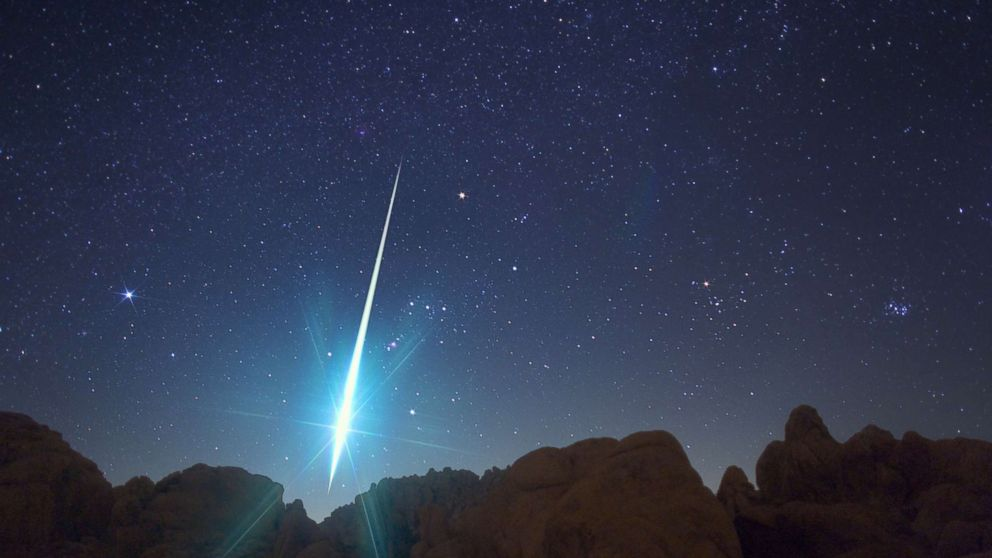 Geminid meteor shower could be the year's best, scientists say