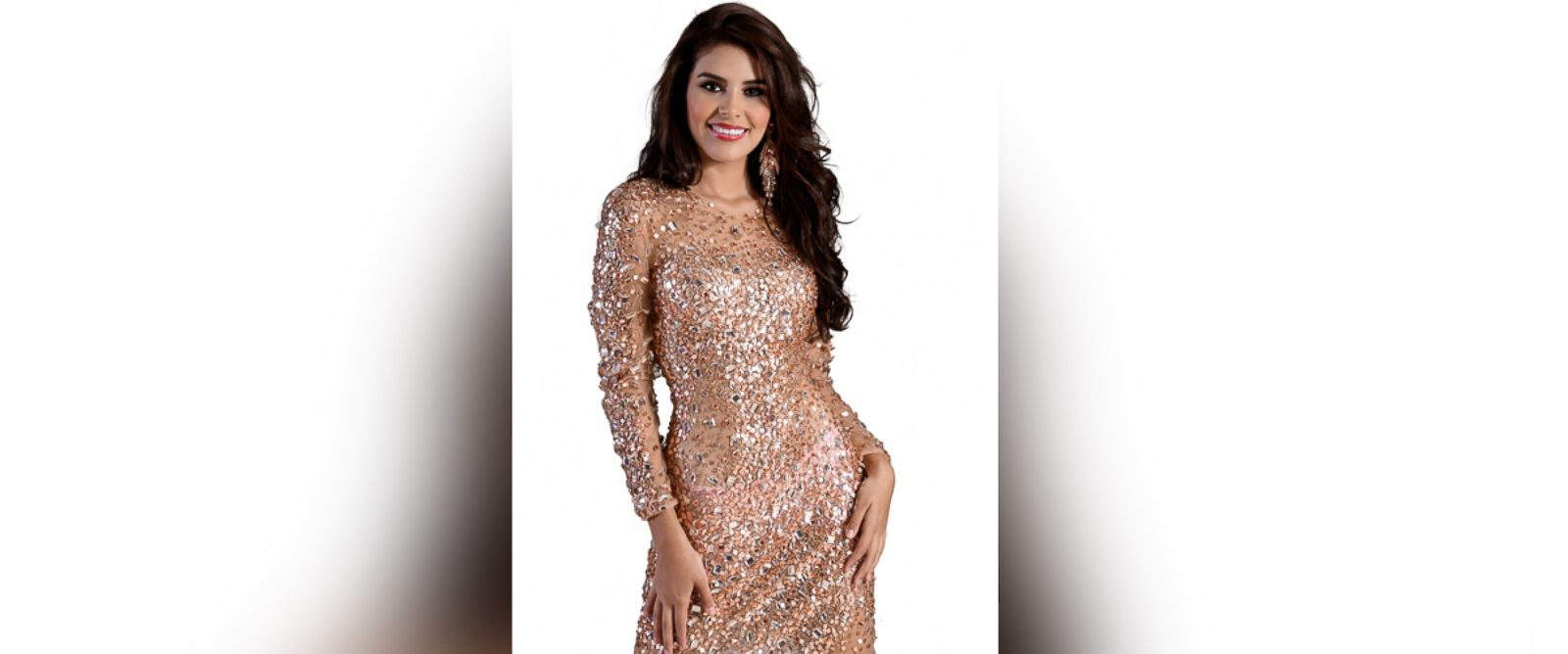 PHOTO: Maria Jose Alvarado was crowned Miss Honduras in 2014, and was shot and killed just seven months later.