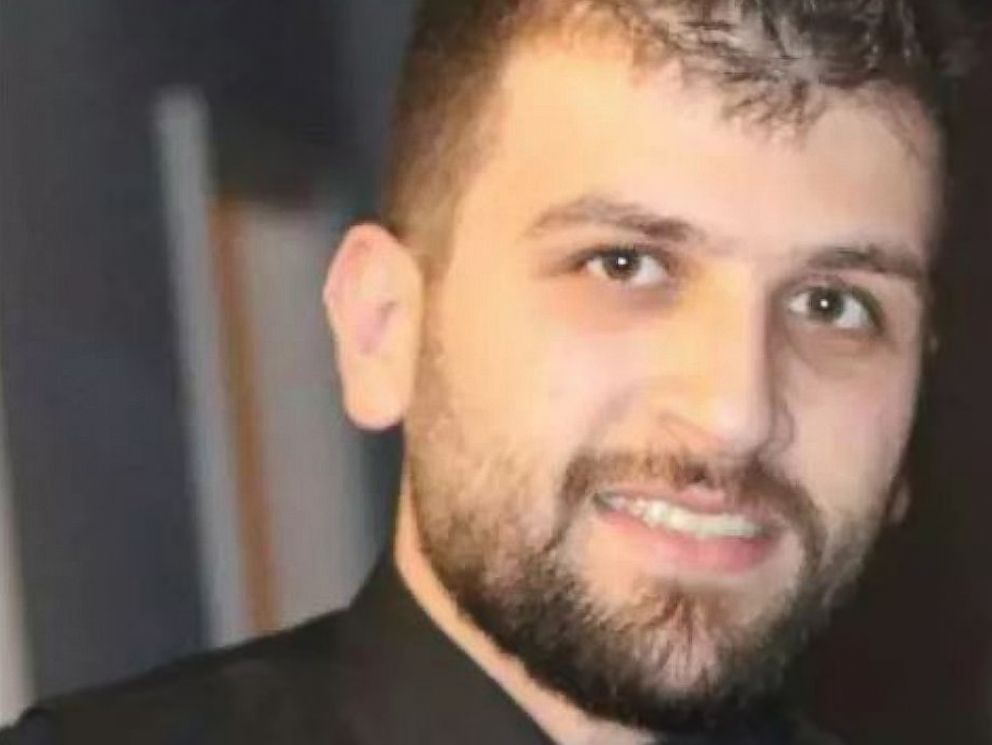 PHOTO: Mohammad Alhajali, 23, has been identified as one of the victims who died in a fire at a residential high-rise building in London, June 14, 2017.