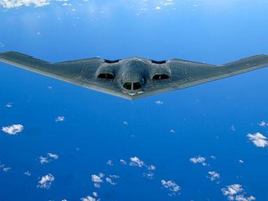 B-2 Bombers Strike ISIS Camps in Libya