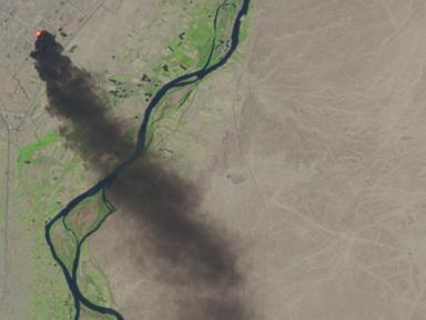 Hundreds of Troops Remain Surrounded in Iraq's Key Refinery