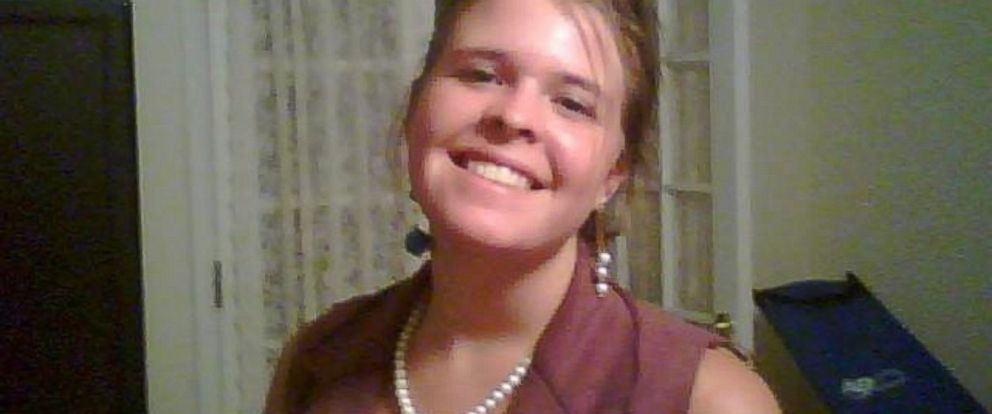PHOTO: Kayla Mueller is seen here in this undated photo provided by her family.