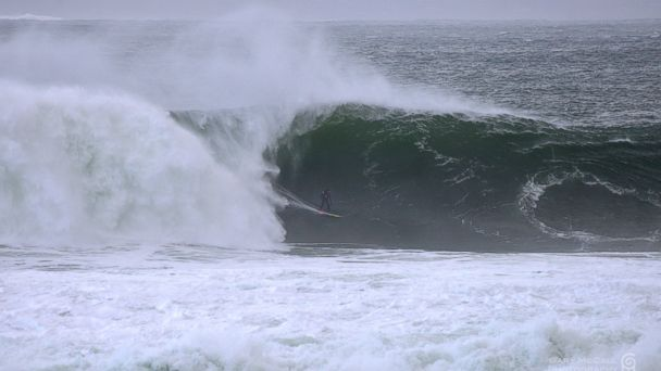 HT Surfer Andrew Cotton ml 140108 16x9 608 Monster Waves Crashing Coastlines Around the Atlantic