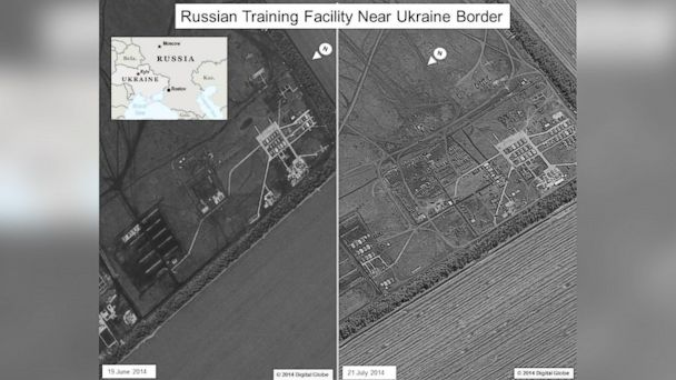 HT US Intelligence community mar 2 140724 16x9 608 US Says Russian Military Has Fired Artillery Into Ukraine
