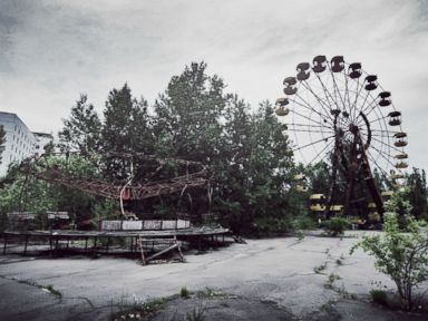 Photos: Ghostly Remnants of Chernobyl's Nuclear Disaster