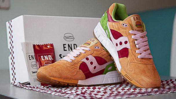 HT end clothing saucony burger sk 140501 16x9 608 What, No Fries With That New Hamburger Shoe?