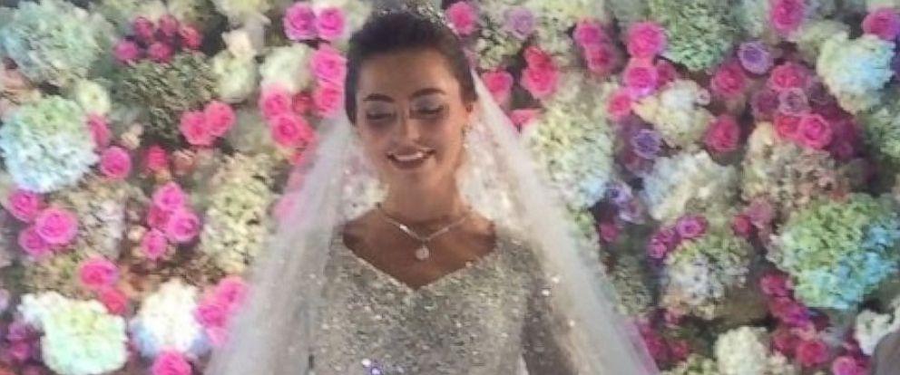 inside elite russian couples billiondollar wedding
