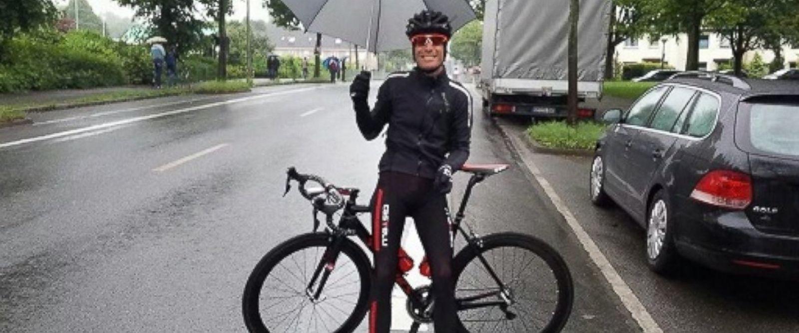 PHOTO: Maarten De Jonge is seen in this photo from his website: maartendejonge.com