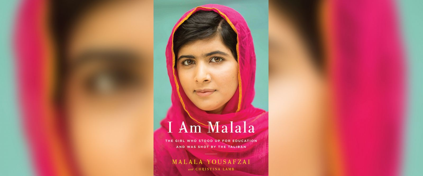 "PHOTO: The cover of ""I Am Malala,"" by Malala Yousafzai."