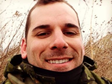 PHOTO: Canadian soldier Cpl. Nathan Cirillo, pictured in this undated file photo, was killed when shots were fired at the National War Memorial in Ottawa, Oct. 22, 2014.