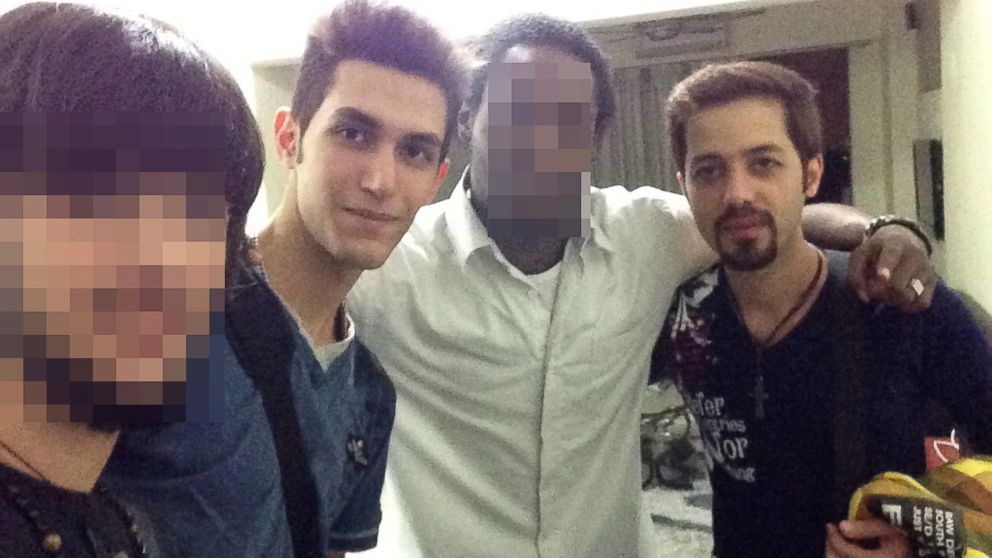 PHOTO: Pouria Nour Mohammad Mehrdad and Delavar Syed Mohammad Reza are the two Iranians who used stolen passports on Malaysia Airlines Flight MH370, according to officials.