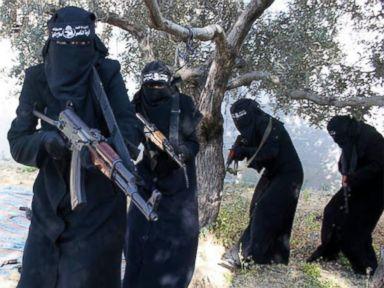 All-Female ISIS Brigade Cracks Down on Women