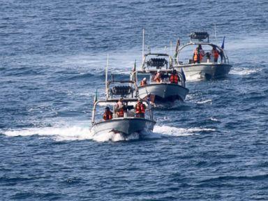US Navy Fires Warning Shots at Iranian Boat