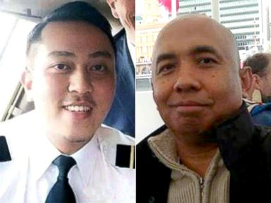 Malaysian Pilots Probed But Their Homes Not Searched