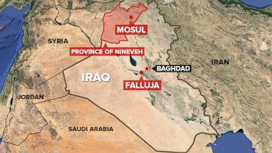For ISIS, Iraq's Spoils Could Tip Balance in Eastern Syria