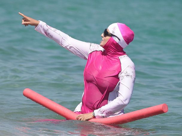 French High Court to Rule on Burkini Bans