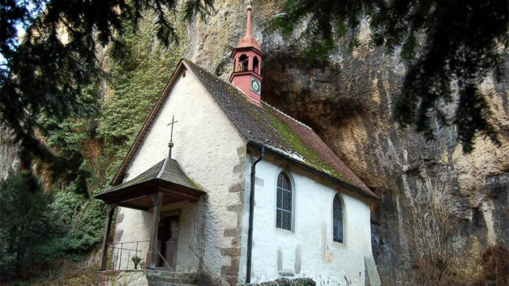 PHOTO: A Swiss council is looking for a hermit to live in a cave after the last hermit announced they were being forced to retire on health grounds.