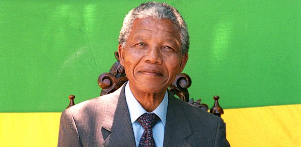 NM nelson 110127 33x16 608 Nelson Mandela: World Leaders, Celebrities React to Death of Former South African President