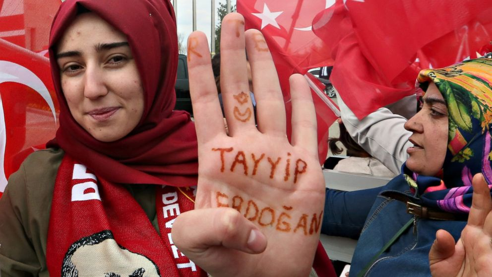 Opposition to challenge votes on expanding Erdogan's powers