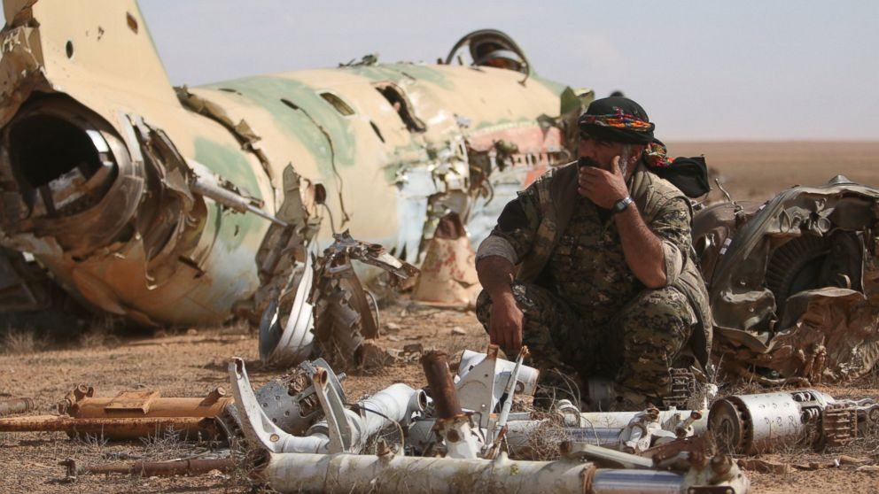Syrian rebels take airbase from ISIS