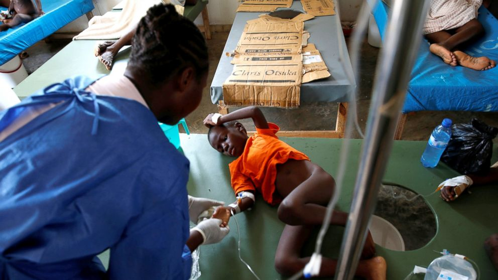 WHO | Cholera in Sierra Leone: the case study of an outbreak